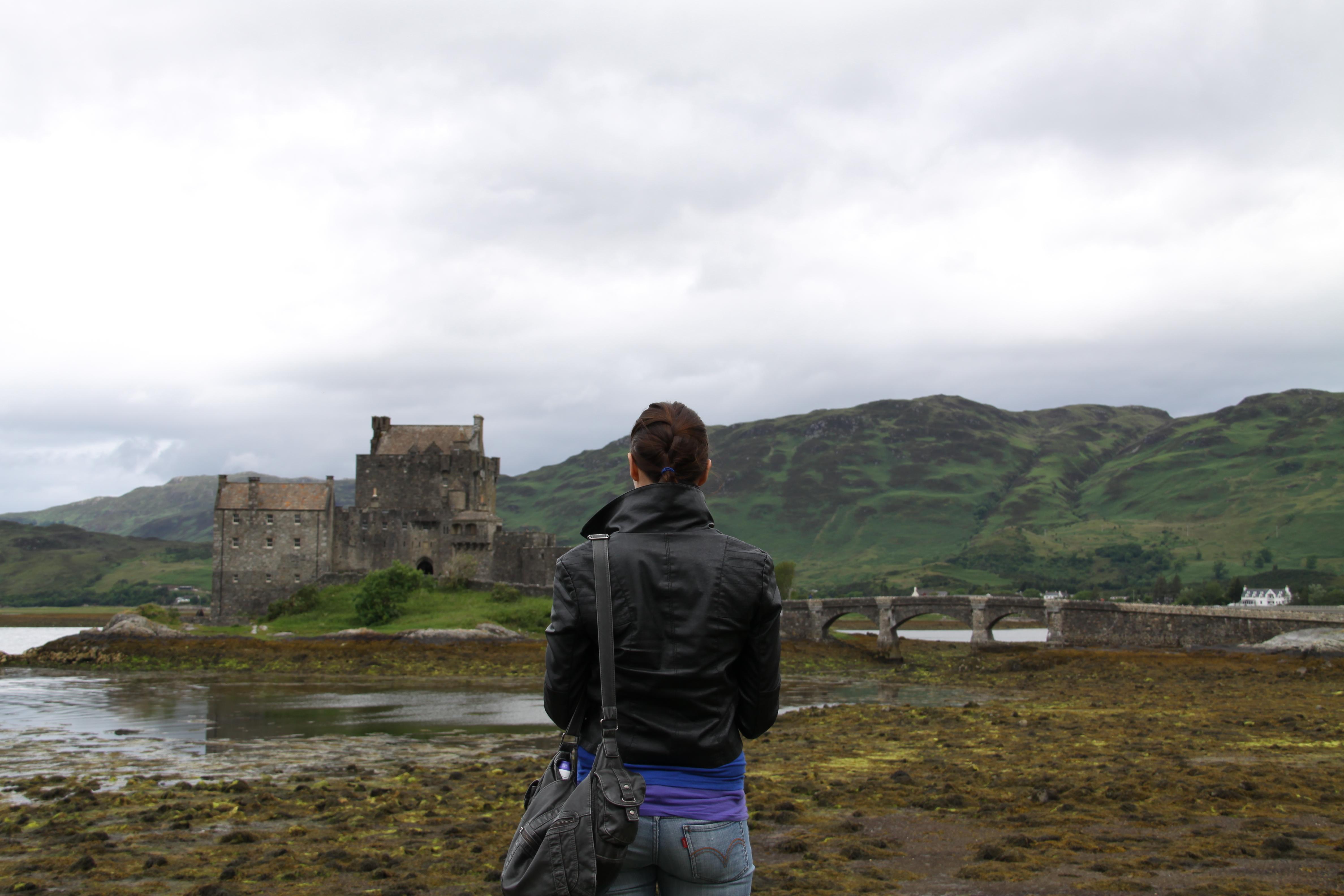 Eilean Donan Castle, Scotland (July, 2012)