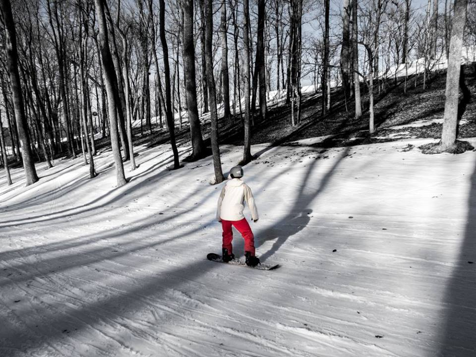 Perfect North Slopes IN, USA (Feb, 2015)