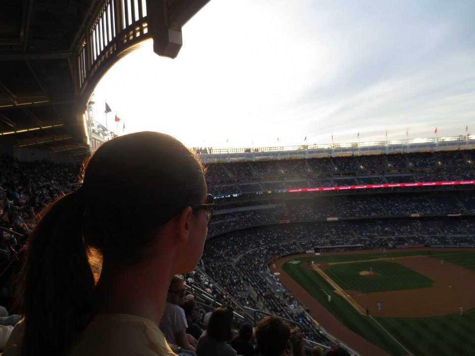 Yankee Stadium, USA (May, 2013)