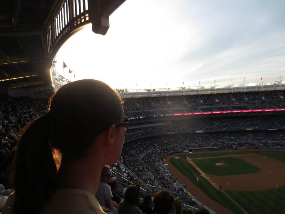 Yankee Stadium, USA (May, 2013)