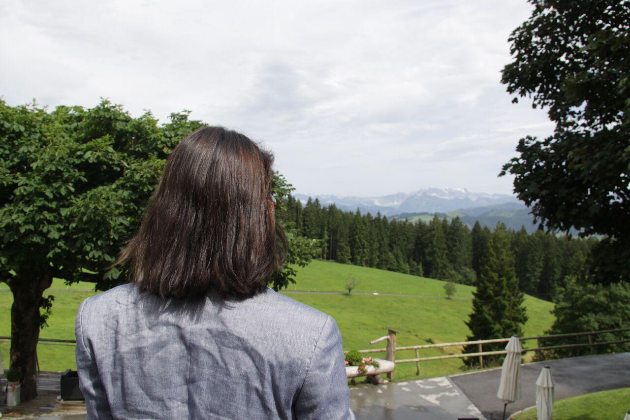 Ratten Pass, Switzerland (July, 2017)