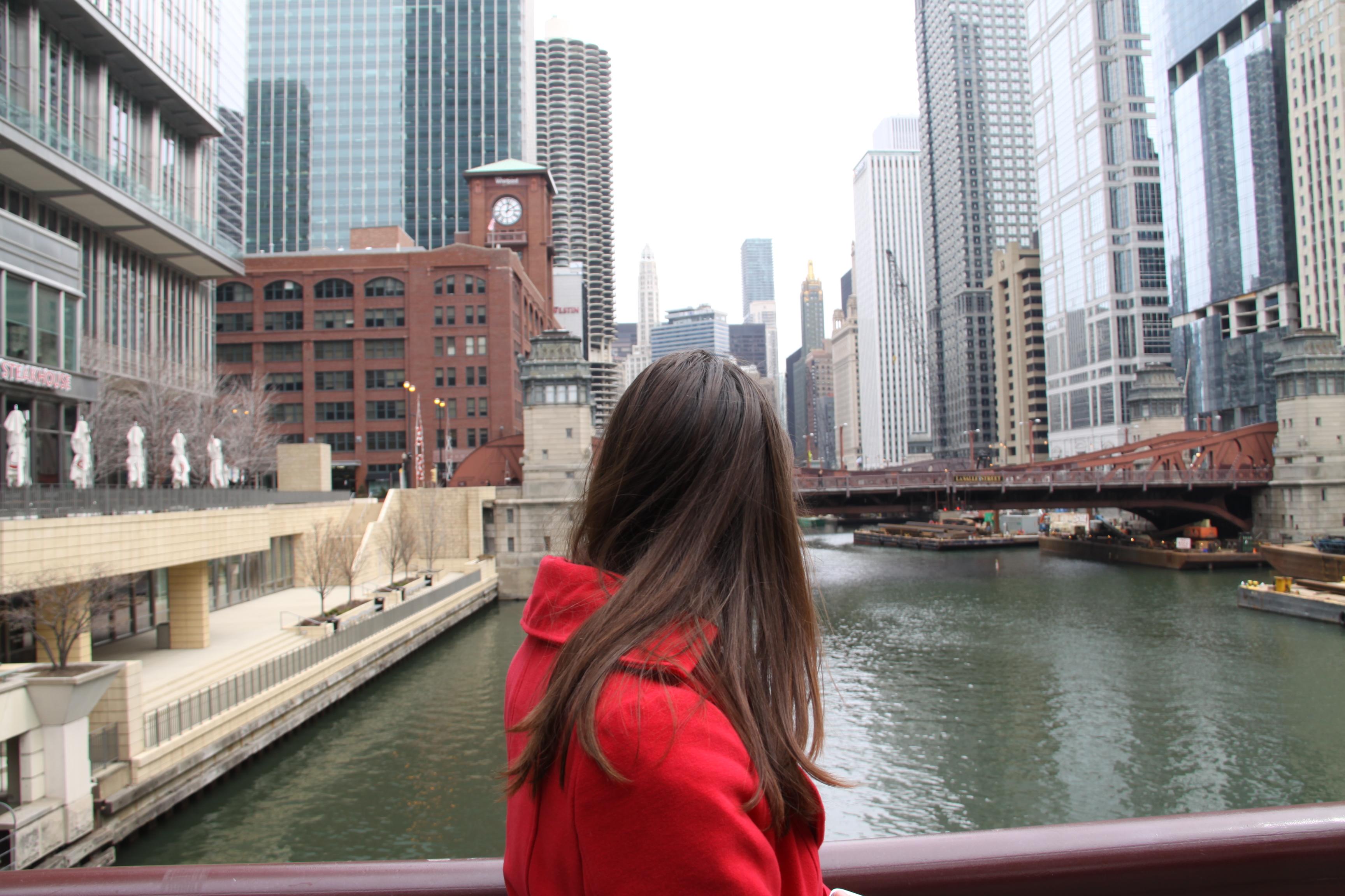 Chicago, USA (April, 2014)