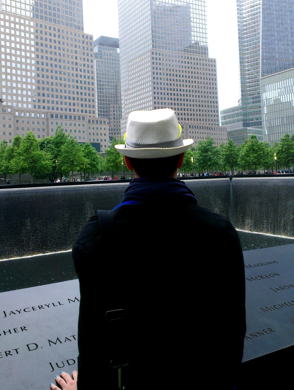 9/11 Memorial, USA (May, 2014)