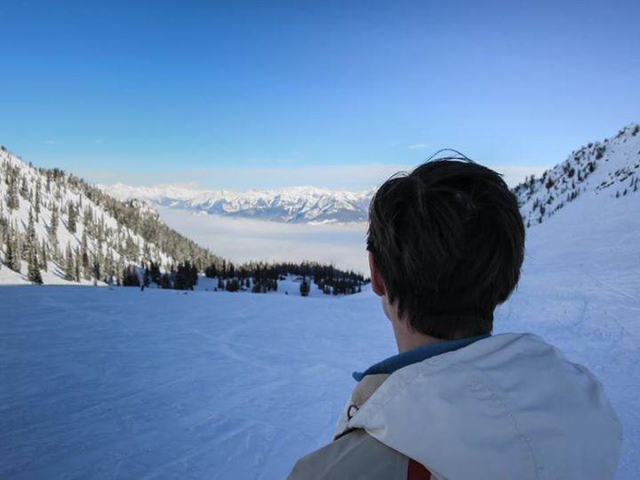 Kicking Horse, Ca (Jan, 2015)
