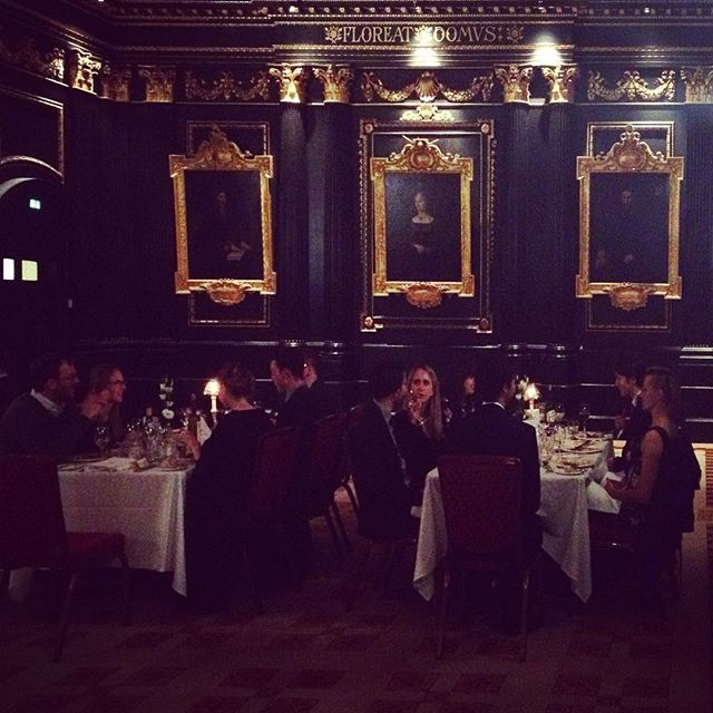 Cambridge Workshop Dinner, 2016